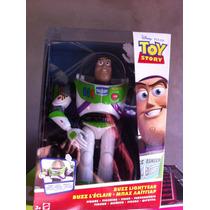 Figura De Buzz Ligtyear De Toy Story Articulado $650