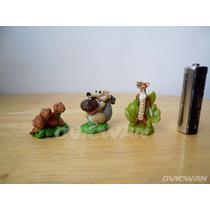 Mini Figuras Bebés Dinosaurio Scrat Y Buck Era De Hielo Pl6