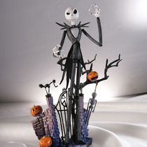 Jack Skellington The Nightmare Before Christmas Revoltech