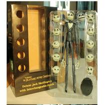 Figura Muñeco Toys De Jack Skellington 35cm Con 12 Cabezas