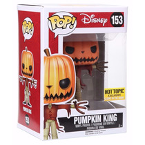 Funko Pop! Pumpkin King ( Rey Calabaza, Jack Skellington )