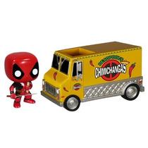 Funky Pop Rides Deadpool