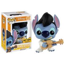 Funko Pop Elvis Stitch Lilo Y Stitch Disney Edición Especial