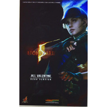 Hot Toys Jill Valentine Bsaa Version Vgm11