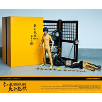 Bruce Lee Game Of Death 3rd Edition Behind Th Scene Enterbay