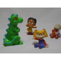 Figuras Animadas Coleccionables Rugrats Aventuras En Pañales