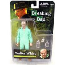 Walter White Green Hazmat Suit Breaking Bad Mezco Disponible