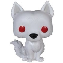 Funko Pop Game Of Thrones Ghost Original Got Nuevo Lobo