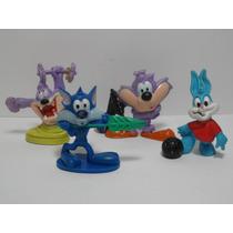 Figuras Muñeco Sonrics Coleccionables Tiny Toones Olimpiadas