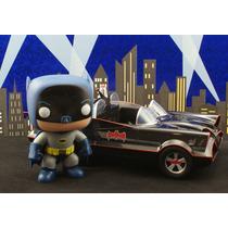 Funko Pop Batmobile 1966 Clásico Batman Dc Comics Batimovil