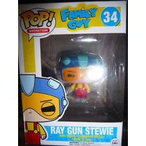 Ray Gun Stewie Family Guy Padre De Familia Pop Funko