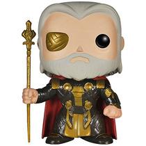 Funko Pop Marvel Odin Película Thor Original Bobble Nuevo