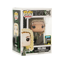 Funko Pop Helena Orphan Black Exclusivo Summer Convention