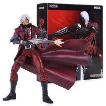 Neca Dante Devil May Cry Figura Capcom Nuevo En Caja Vinyl