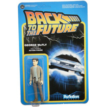 George Mcfly 3 3/4 Back To The Future Funko Super 7 Vintage