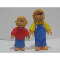 Figura Coleccionable Familia Osos Berenstain 1986 Drecuerdo