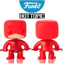 Daredevil Hot Topic Exclusive Marvel Funko Pop 14 De Febrero