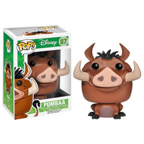 Funko Pop Pumba The Lion King Rey Leon Vinyl Disney Nuevo