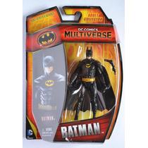 Figura Batman 1989 Michael Keton Tim Burton Escala 1:18