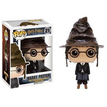Funko Pop Harry Potter Sorting Hat Sombrero Exclusivo Vinyl