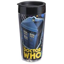 Doctor Who: Termo Con Imagen De Tardis, Dalek Y Cyberman