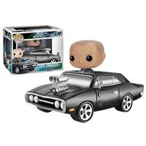 Funko Pop! Rápido Y Furioso Toretto 17. Charger 1970