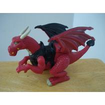 Dragon Fisher Price Mattel 2004 Mide 12 Cms