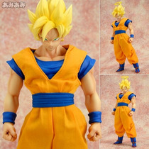 Dragon Ball // Super Saiyan Son Goku // Megahouse