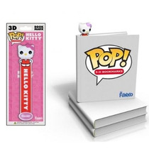Funko Bookmarks 3d Hello Kitty Separador De Libros Nuevo