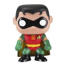 Funko Pop Robin Dc Comics Batman Nuevo En Caja Hada