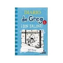 Libro Diario De Greg 6 Sin Salida