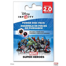 Infinity Power Disc Pack 2.0 Disco Disney Nuevo En Empaque
