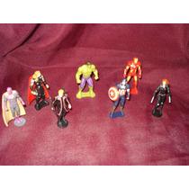 Avengers Era De Ultron Serie Completa Tipo Kinder Sorpresa