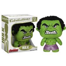 Funko Fabrikations Avengers Hulk Marvel Peluche Nuevo Caja