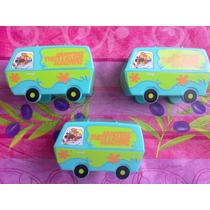 Scooby Doo Cajitas Para Usos Varios En Forma De Carro