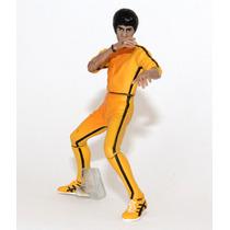 Bruce Lee Kung Fu Figura De Acción Original Bandai