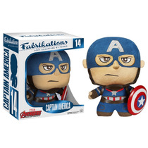Funko Fabrikations Avengers Captain America Marvel Peluche