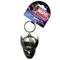 Llavero Wolverine Marvel X-men Metal Original Nuevo Pewter