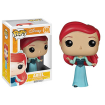 Funko Pop Ariel La Sirenita Little Mermaid Disney Princesa