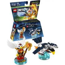 Lego Dimensions Chima Eris Armable Nuevo En Caja