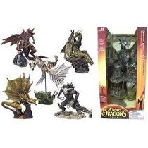 Dragones Serie 3 (5 Figuras) Y Boxed Set Mc Farlane