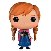 Funko Pop Disney Frozen Anna Vinyl Nuevo Princesa