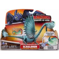 Como Entrenar A Tu Dragón Scauldron Figura De Acción.