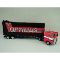Transformers G1 Vintage No Iga Optimus Prime