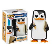 Funko Pop Pingüinos De Madagascar Kowalski Nuevo