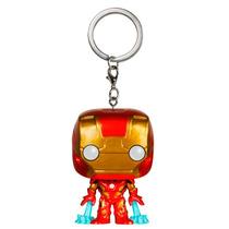 Llavero Funko Iron Man Hulk Avengers Capitan America Thor