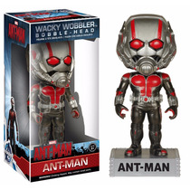 Funko Antman Wacky Wobbler Original Marvel Hombre Hormiga