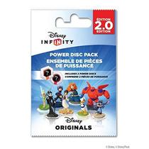 Infinity Disney 2.0 Disc Discos En Empaque Nuevo Original