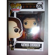 Katniss Everdeen Hunger Games Juegos Del Hambre Funko Pop