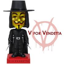Funko V For Vendetta De Venganza Metallic Sdcc 2012 Pop Ww